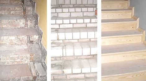 Holzschutzsanierung im Dachstuhl Einfamilienhaus