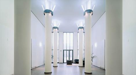 Umbau Synchronstudio – Bürogebäude